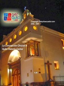 Monasterio de la Concepción de Quito