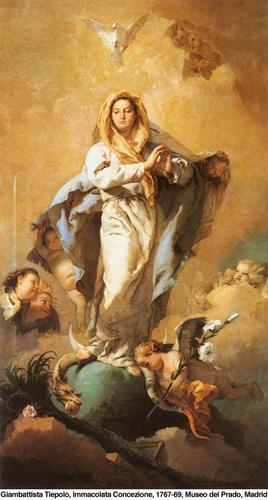 """""""Yo pondré enemistad entre ti [la serpiente Satanás] y la mujer y entre tu descendencia y la suya 'y ella herirá la cabeza."""" (Gen 3:15)"""