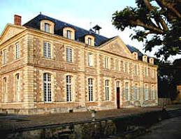 Abadía de Solesmes antes de la Revolución, S.XVIII