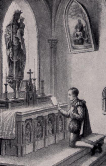 Francisco se consagró a María muy de joven
