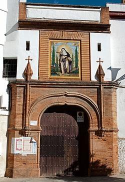Convento de Santa Paula, en Sevilla, de las monjas Jerónimas
