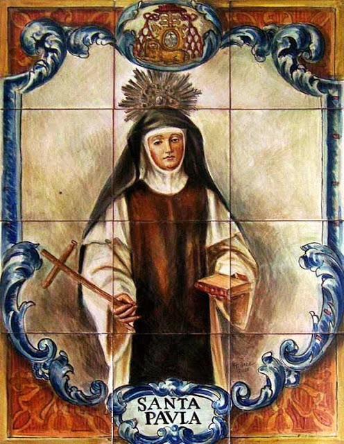 Convento de Santa Paula, de las jerónimas. Sevilla.