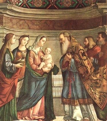 Purificación de Nuestra Señora en el Templo