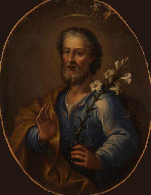 San José. Jean-Baptiste Bérangier. Chambery. Savoie. XVIII.