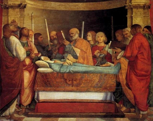 Óleo de Piero pernacci