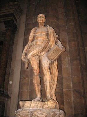 san Bartolomé. Milán