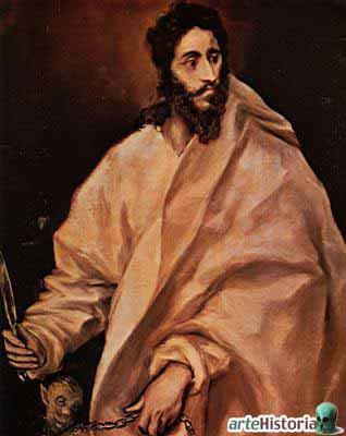 san bartolome el Greco