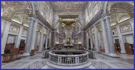 Santa María la Mayor. Roma