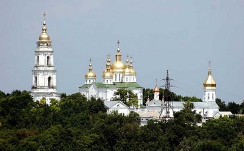 Monasterio de la Santa Cruz (Ucrania. S.XVII)