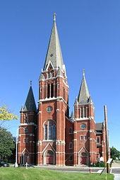 Iglesia Católica de San Josafat en Detroit