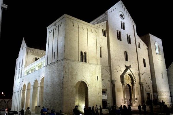 Basílica de San Nicolás. Bari