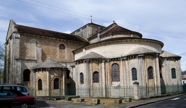 Iglesia se San Hilario en Poitiers.S.XII
